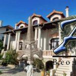 Красивая вилла сотдельными апартаментами, частным садом, бассейном игаражом, Канны, Франция