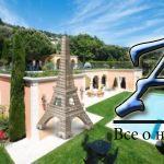 Элегантная вилла свидом наморе, Канны, Франция