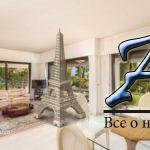 Уютный дом стеррасой, садом ивидом наморе врезиденции сбассейном, Канны, Лазурный Берег, Франция